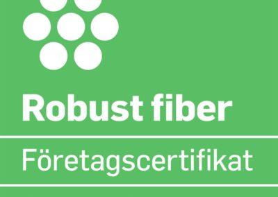 AT Installation är certifierade för Robust Fiber 2019
