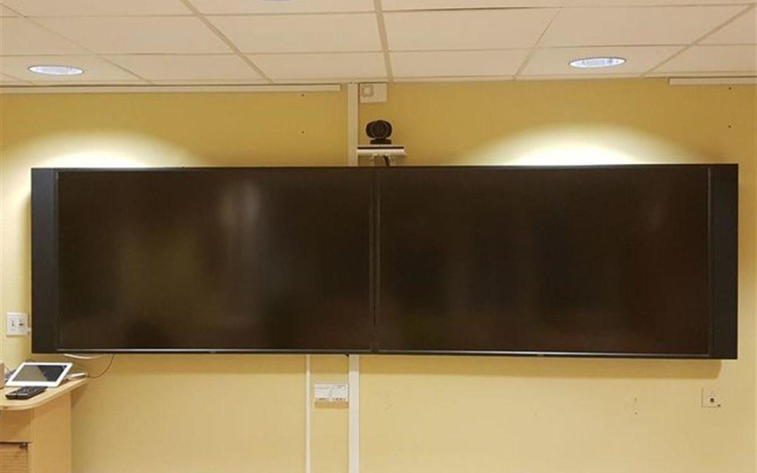 AT Installation installerar AV för Svenska Lantbruksuniversitet via Atea