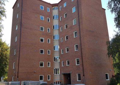 AT Installation installerar port- och passagesystem för 180 lägenheter