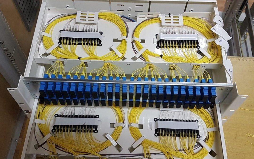 AT Installation utför installation av komplett fibernät för Nova Samfällighetsförening